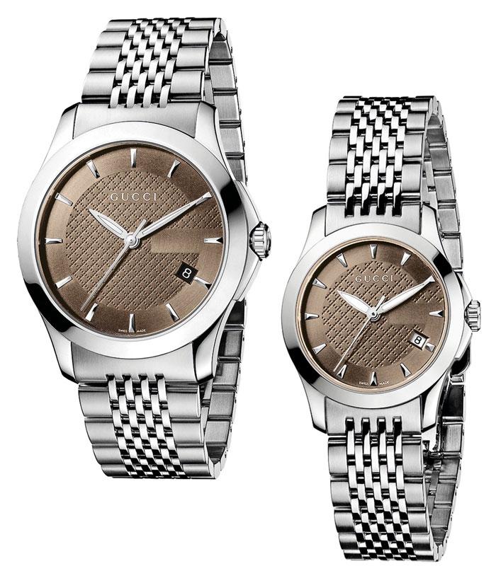 Gucci G- timeless Couple Watches - Cho tình yêu thêm gắn kết