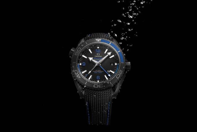 BST Đồng hồ Omega Planet Ocean Deep Black - Biểu tượng của đại dương sâu thẳm
