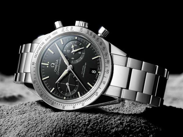 Những cột mốc lịch sử khẳng định đẳng cấp của BST đồng hồ Omega Speedmaster