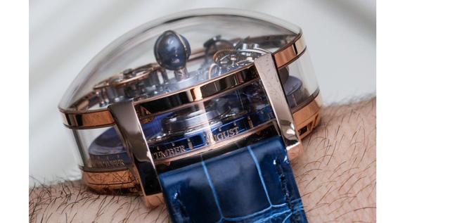 Siêu phẩm đồng hồ Astronomia Sky siêu xa xỉ của Jacob & Co - Luxury Shopping