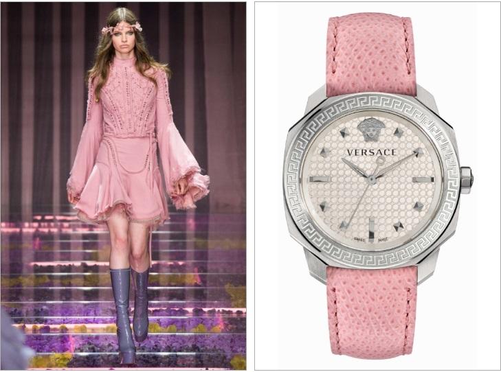 Sự tương đồng giữa đồng hồ và thời trang Ý - Luxury Shopping