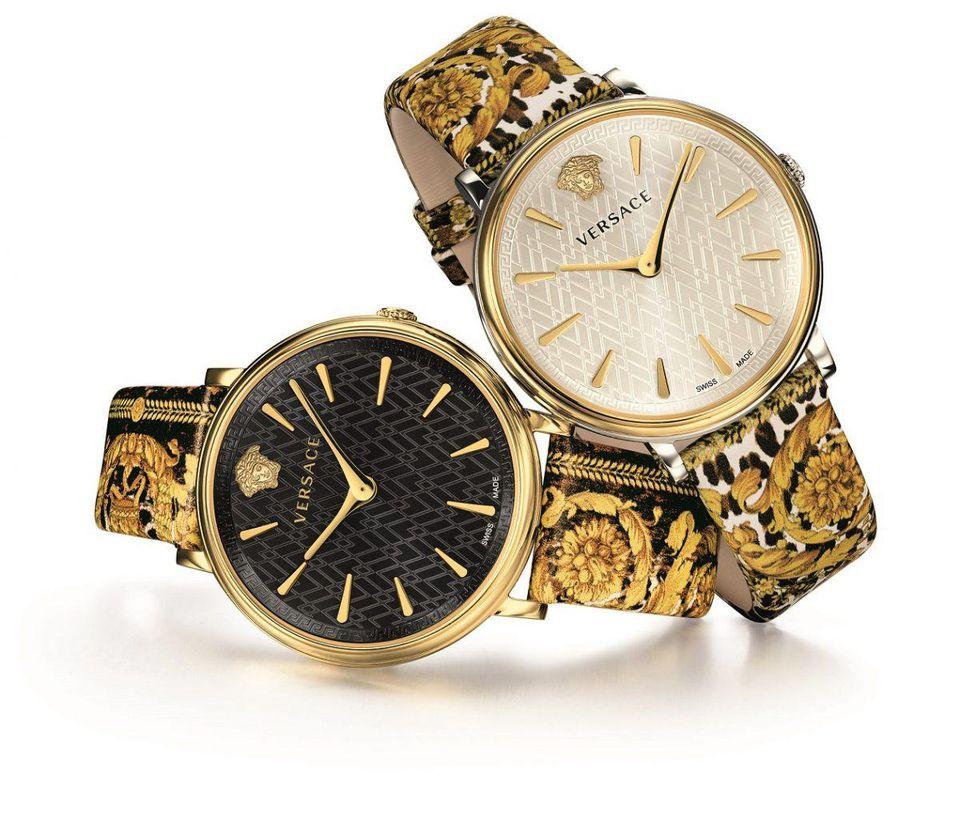 đồng hồ versace V-Circle Tribute Edition