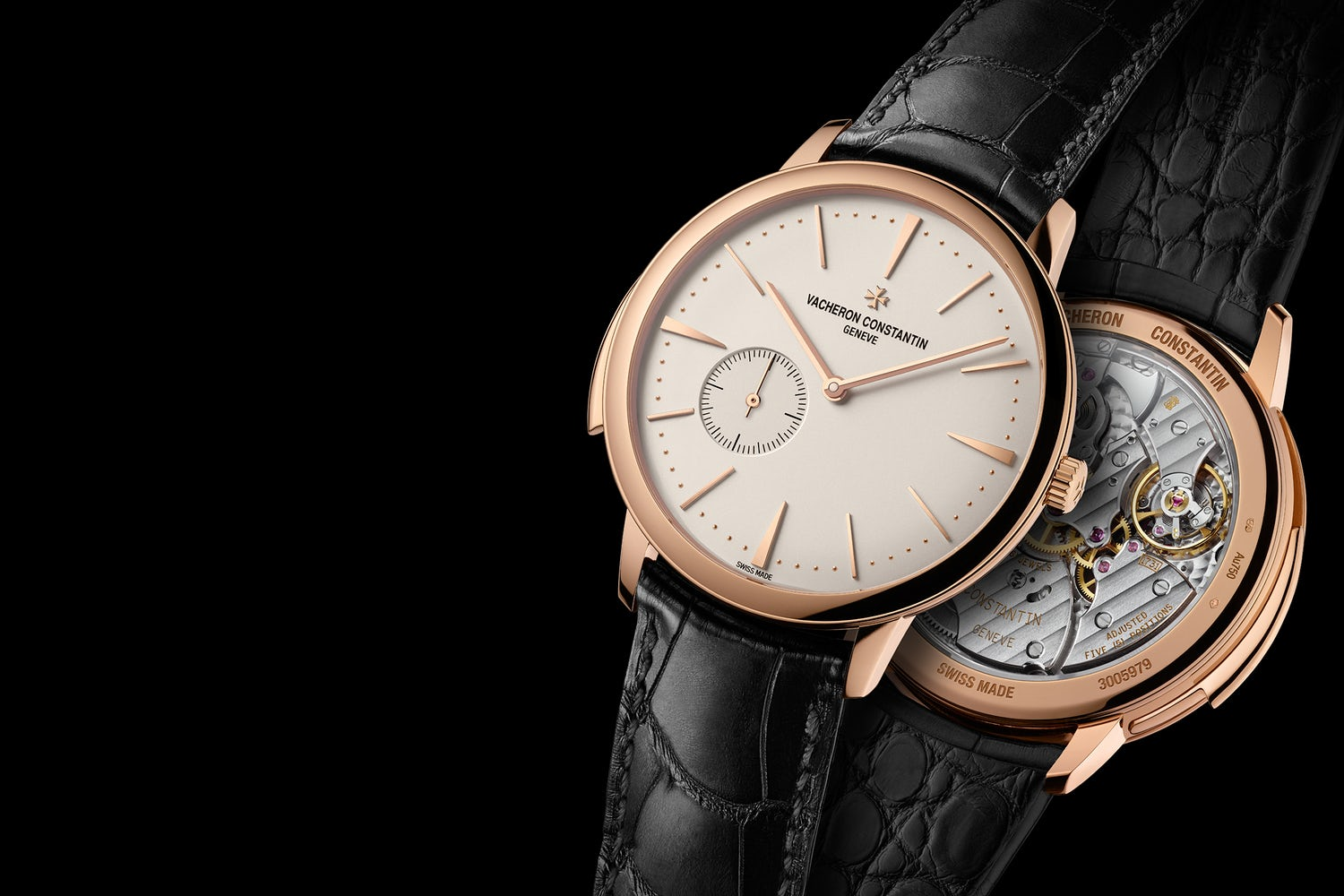 Vacheron Constantin Patrimony Contemporaine Calibre 1731 Minute Repeater