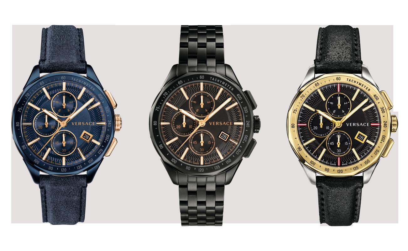 đồng hồ Versace Glaze