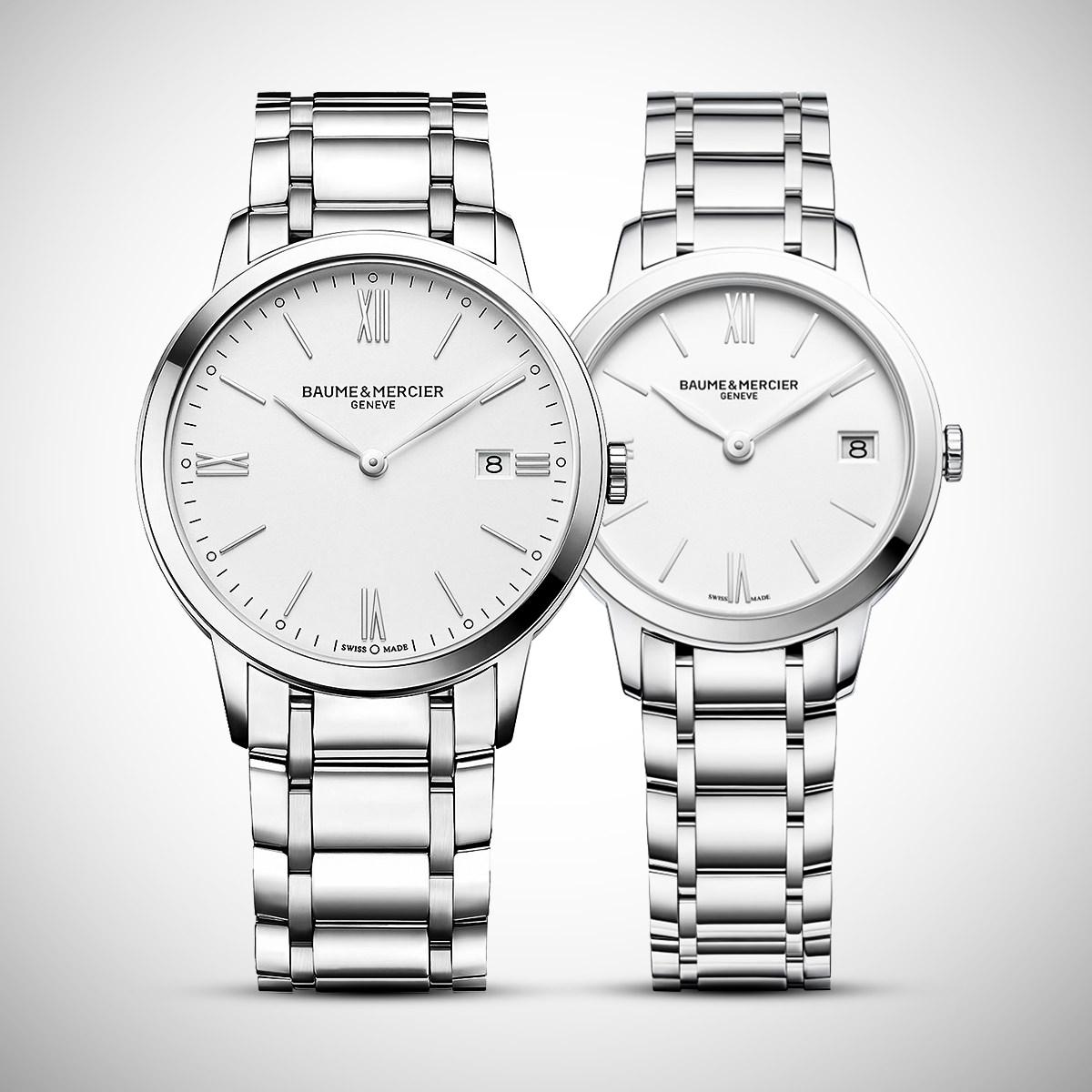 Đồng hồ cặp đôi My Classima đến từ Baume & Mercier