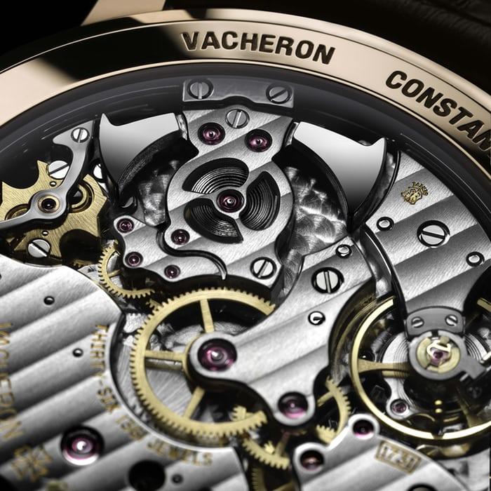 "Bộ máy Calibre 1731 trong đồng hồ Vacheron Constantin ""La Musique de Temps"" Les Cabinotiers Minute Repeater Ultra-Thin"