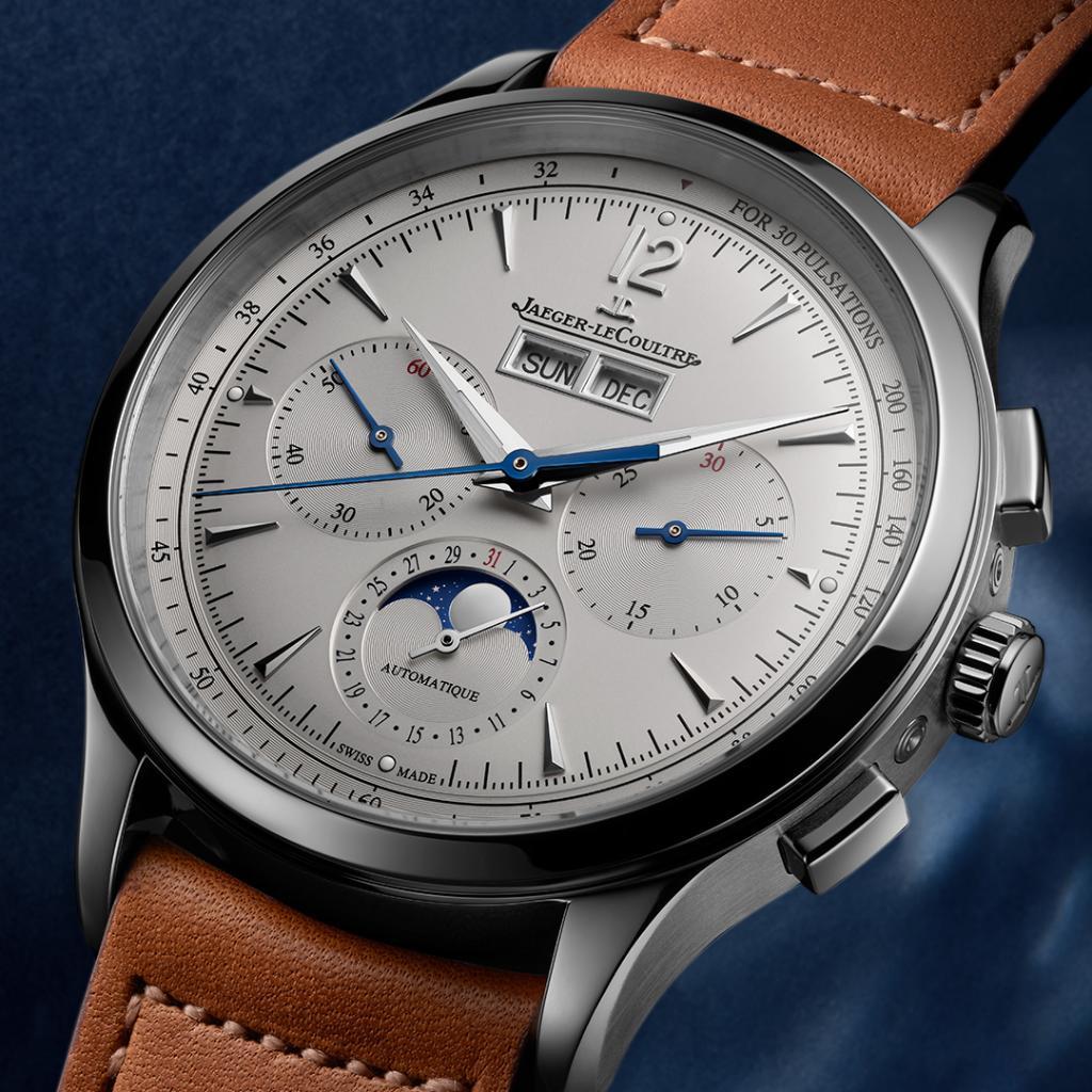 bộ sưu tập Jaeger-LeCoultre Master Control Chronograph Calendar