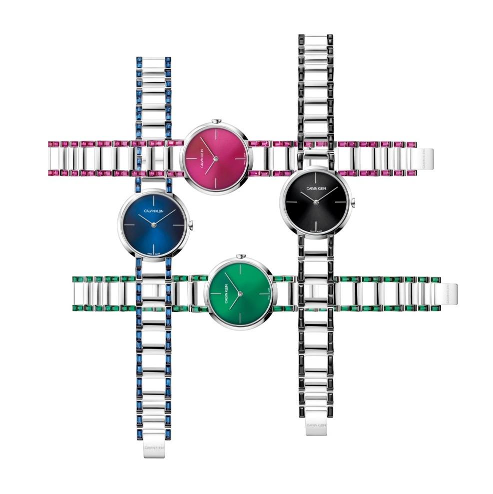 Bộ sưu tập đồng hồ Calvin Klein Cheers