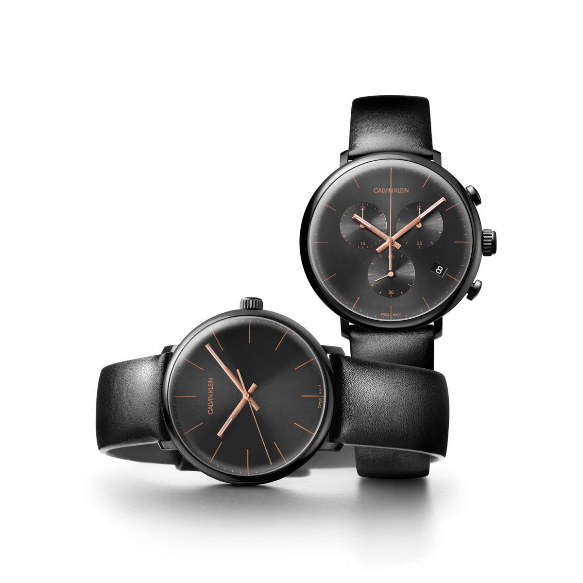 Bộ sưu tập đồng hồ Calvin Klein High Noon