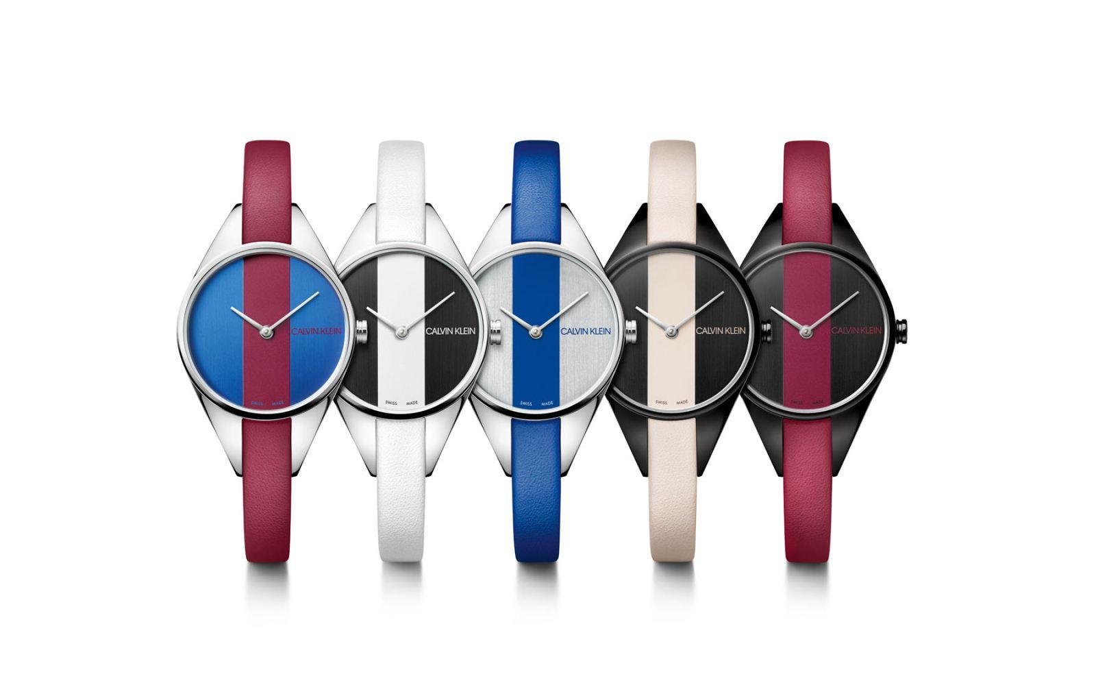 Bộ sưu tập đồng hồ Calvin Klein Rebel
