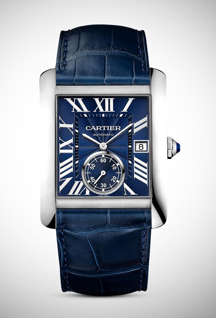 Đồng hồ Masculine Cartier Tank MC