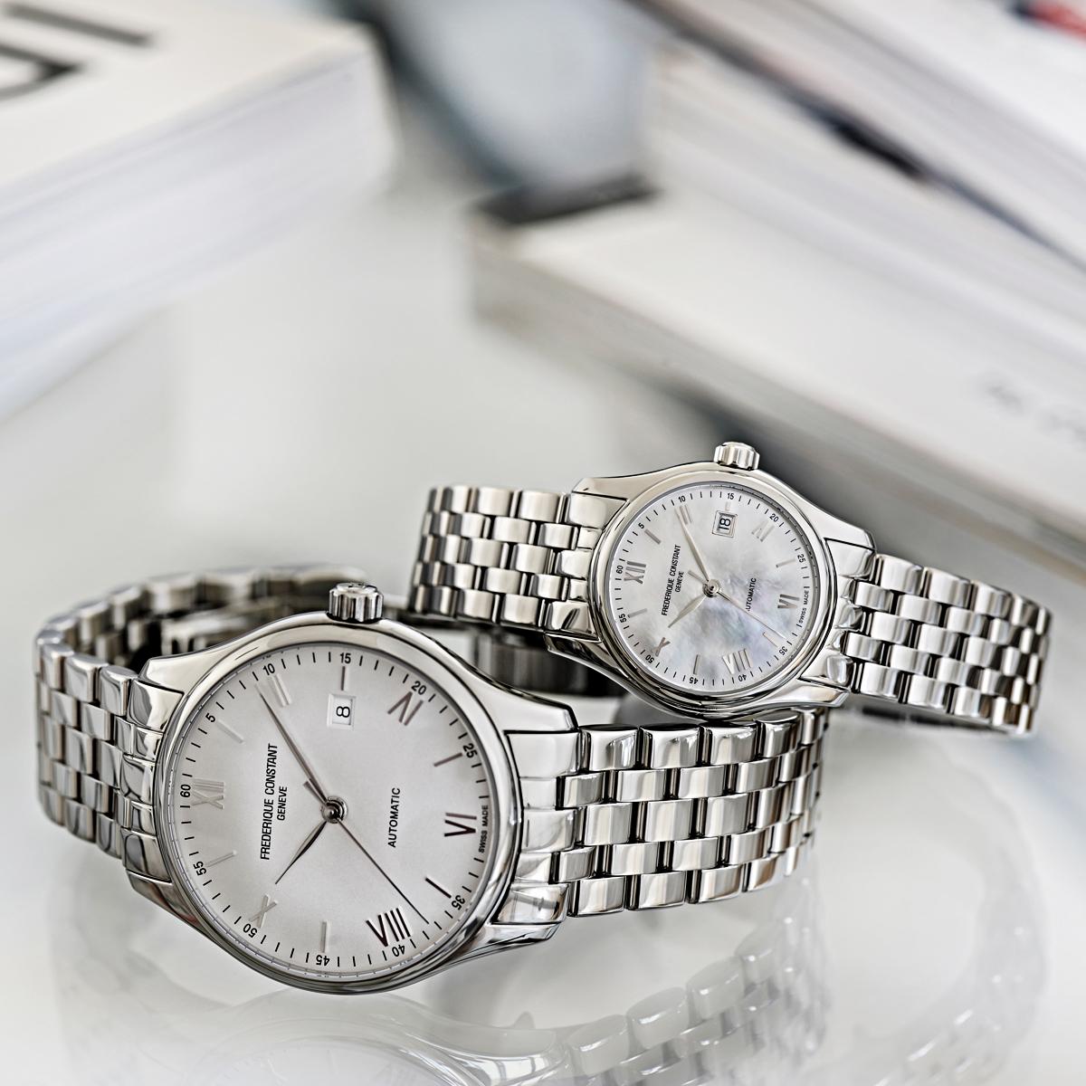 Đồng hồ Classics đến từ Frederique Constant