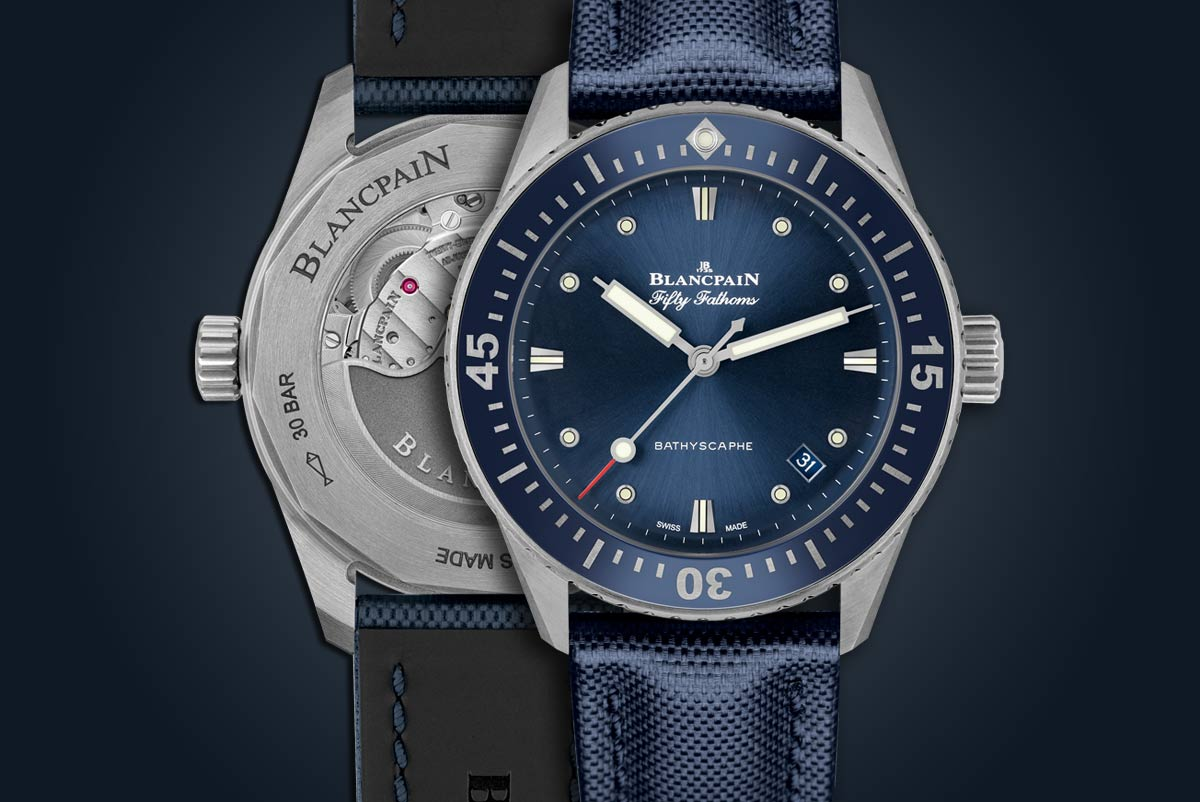dong ho Blancpain-Fifty-Fathoms-Bathyscaphe-38mm