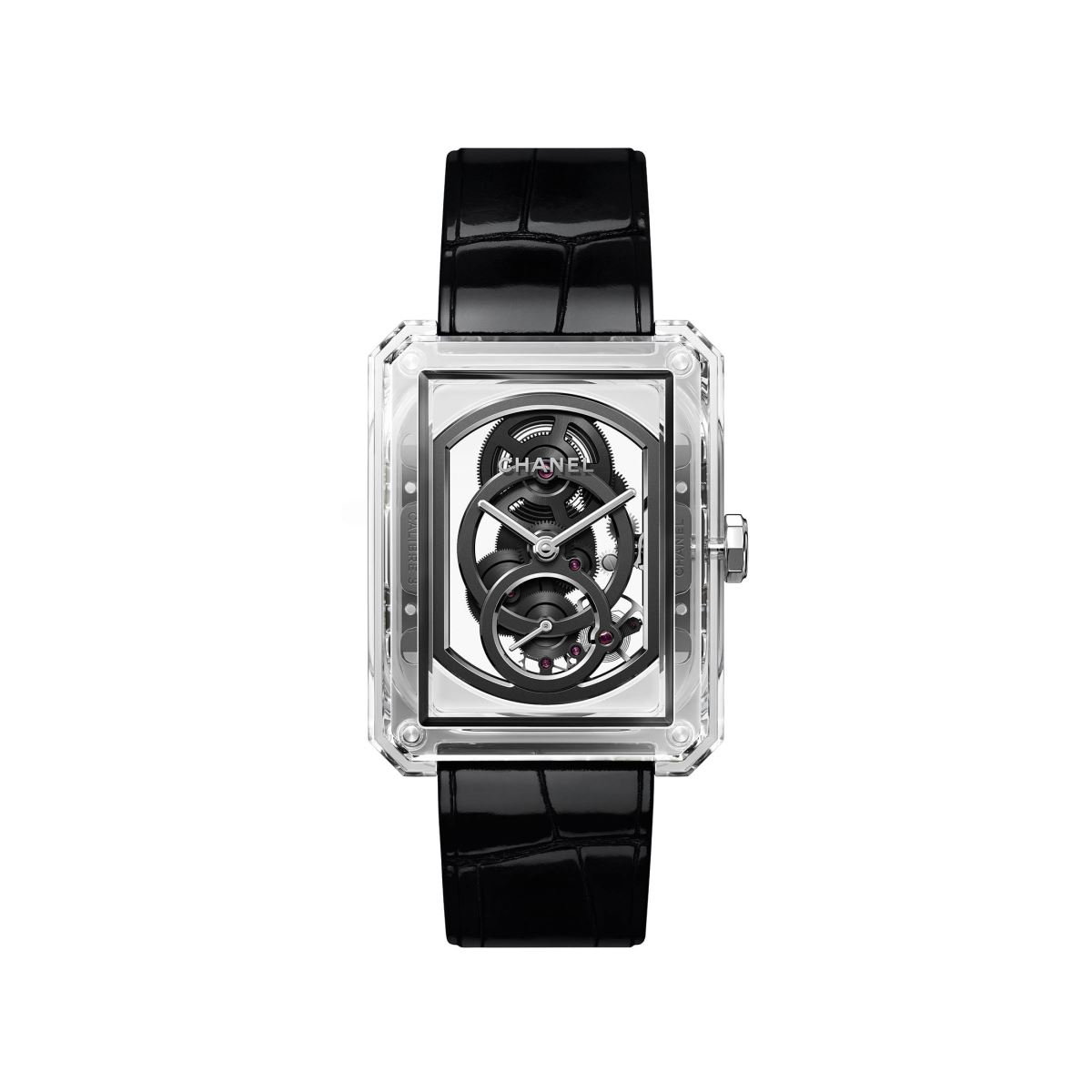 Đồng hồ Chanel Boy•Friend Skeleton X-Ray