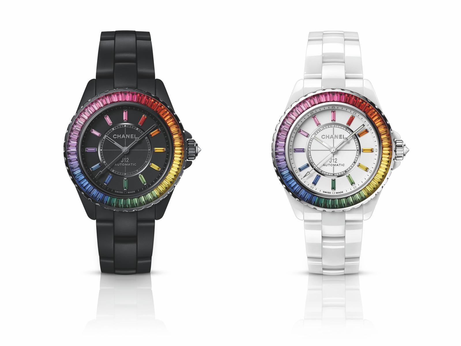 Đồng hồ Chanel J12 Electro Dream 2021