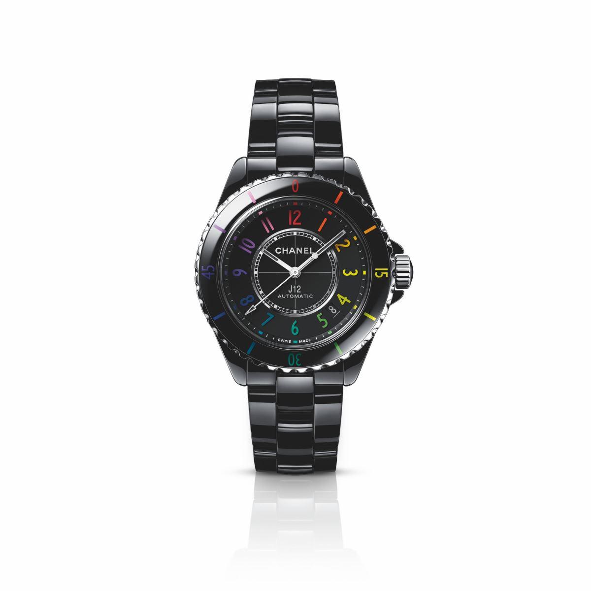 Đồng hồ Chanel J12 Electro 2021