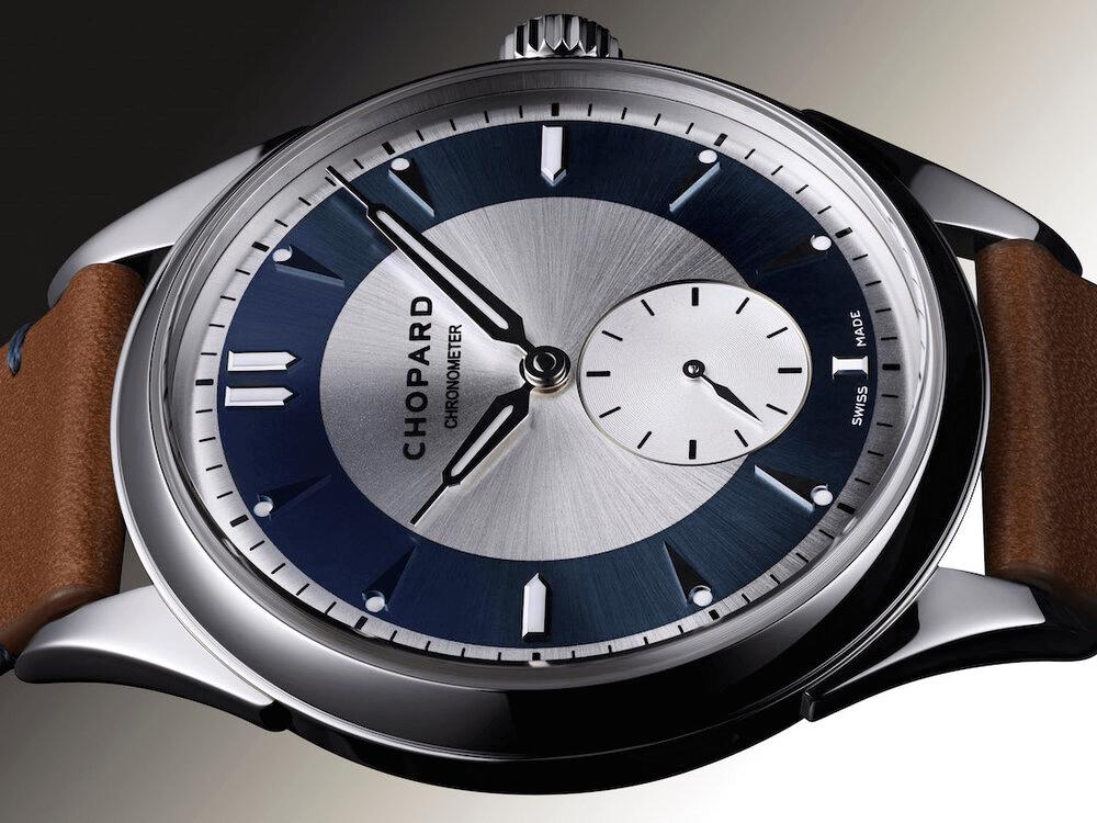 đồng hồ chopard luc nam thanh lịch qf julibee watches & wonder 2021