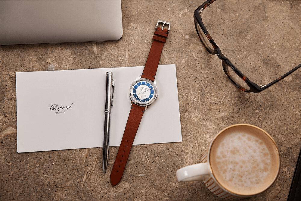 đồng hồ chopard luc watches and wonder 2021
