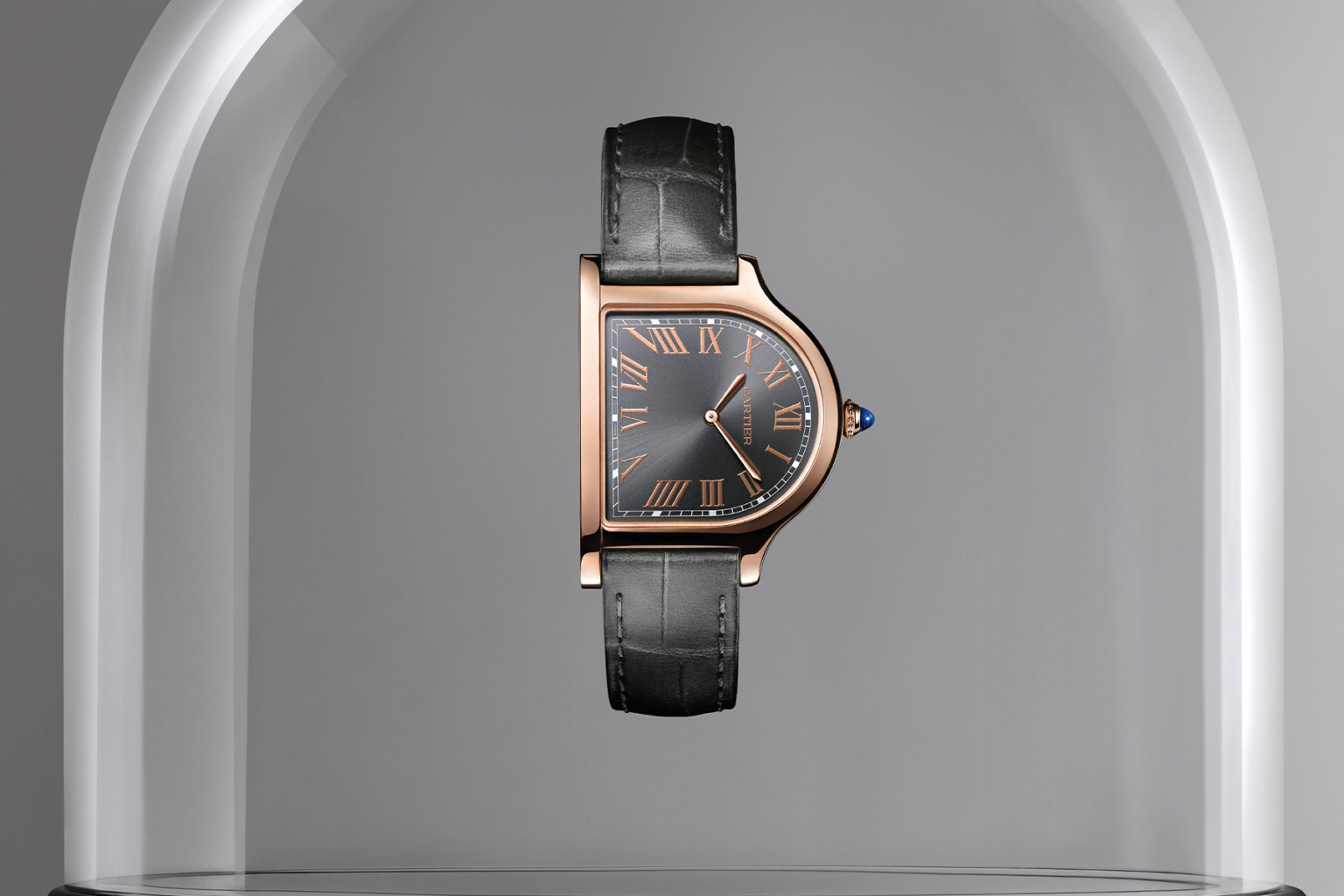 đồng hồ Clothe de Cartier Privé ra mắt tại watches and wonder 2021