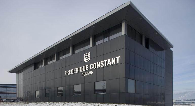 nhà máy thương hiệu đồng hồ Frederique Constant (FC)