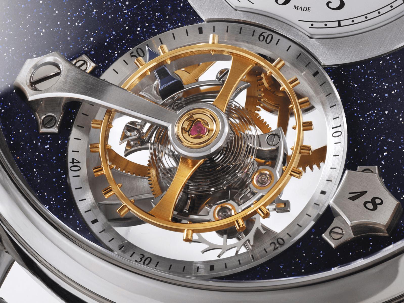 đồng hồ tourbillon montblanc star legacy tourbillon 2021