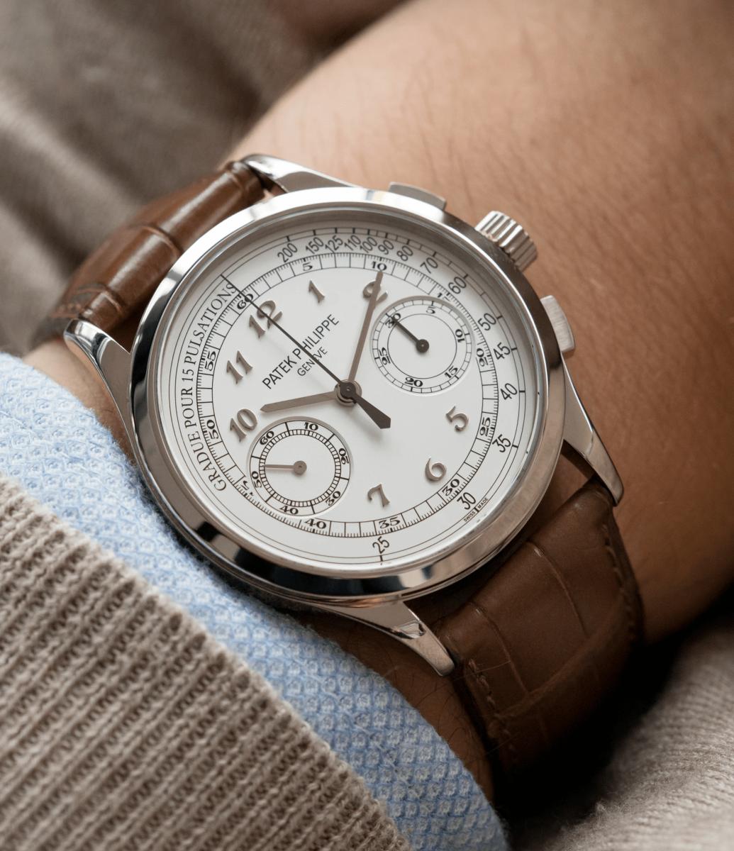 đồng hồ chronograph đo nhịp tim pulsometer là gì và cách sử dụng