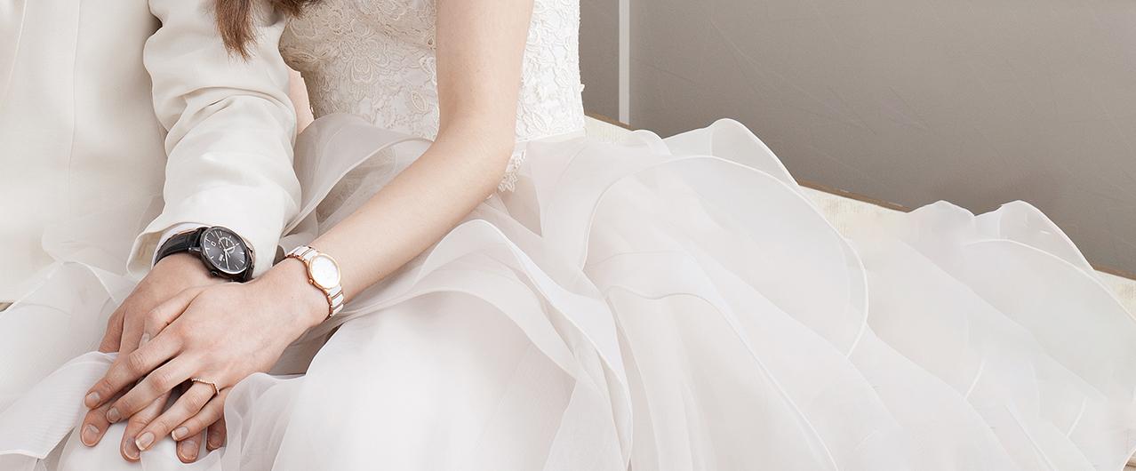 đồng hồ đôi kỉ niệm ngày cưới