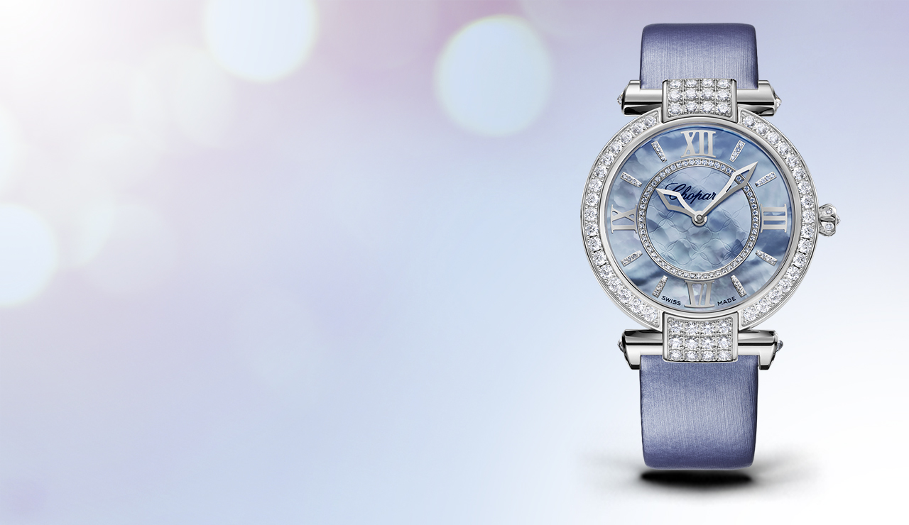 banner đồng hồ Chopard Imperiale
