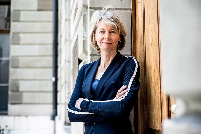 Nhà đồng sáng lập Frédérique Constant - Aletta Stas