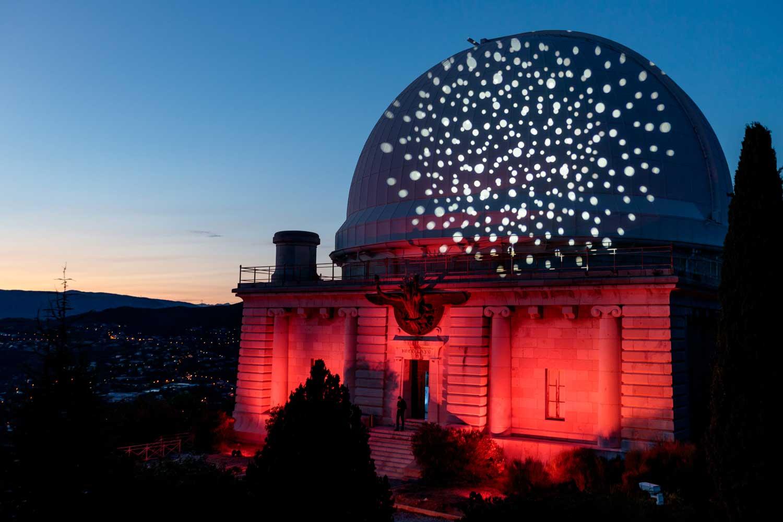 nhà thiên thiên văn của Rivet