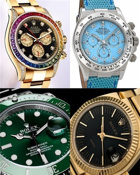 Đồng hồ hiệu Rolex - luxshopping.vn