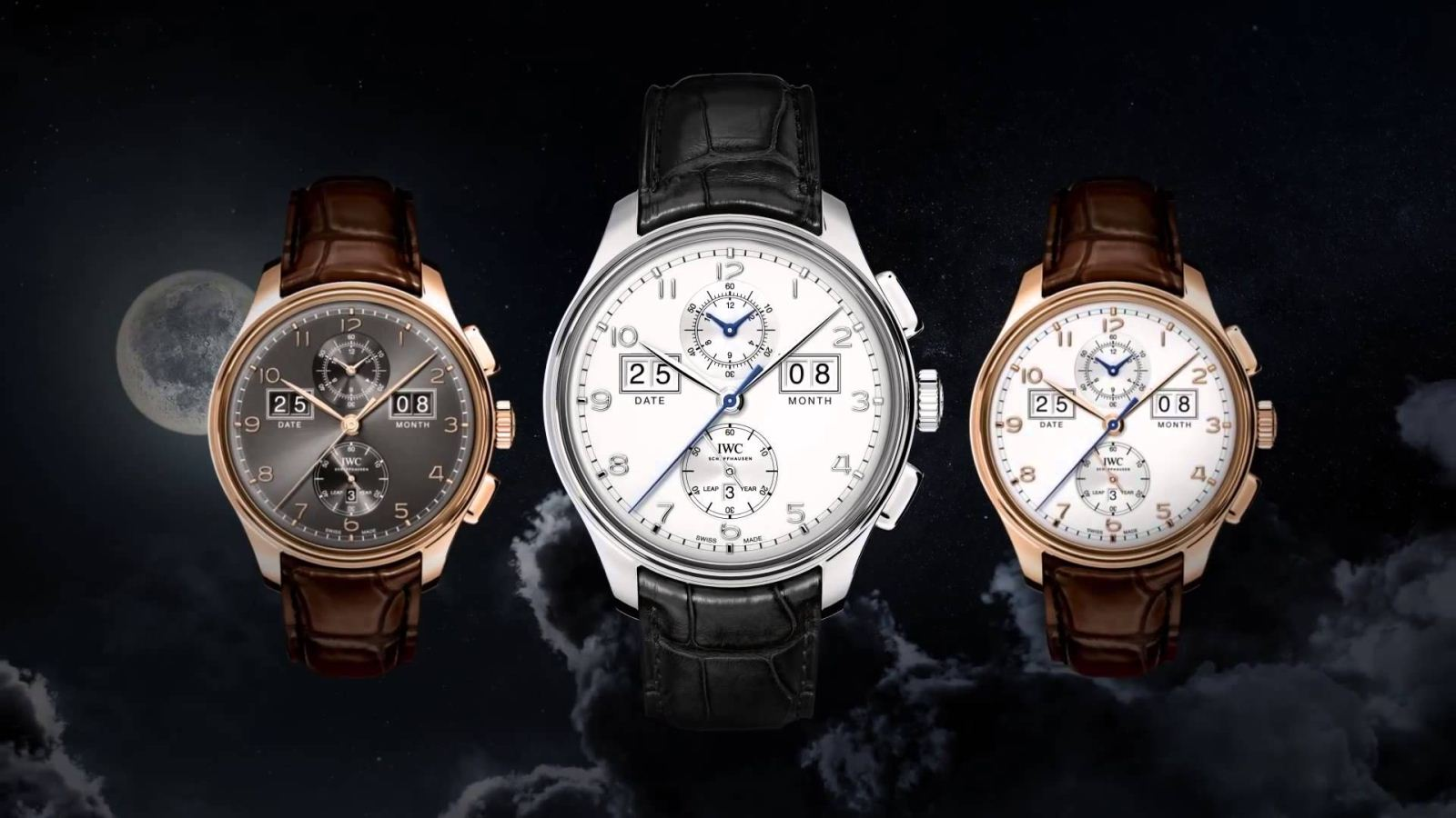"đồng hồ Portuguese Perpetual Calendar Digital Date-Month Edition ""75th Anniversary"""