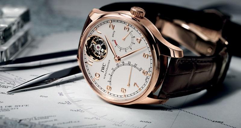 đồng hồ Tourbillon Mystère Rétrograde