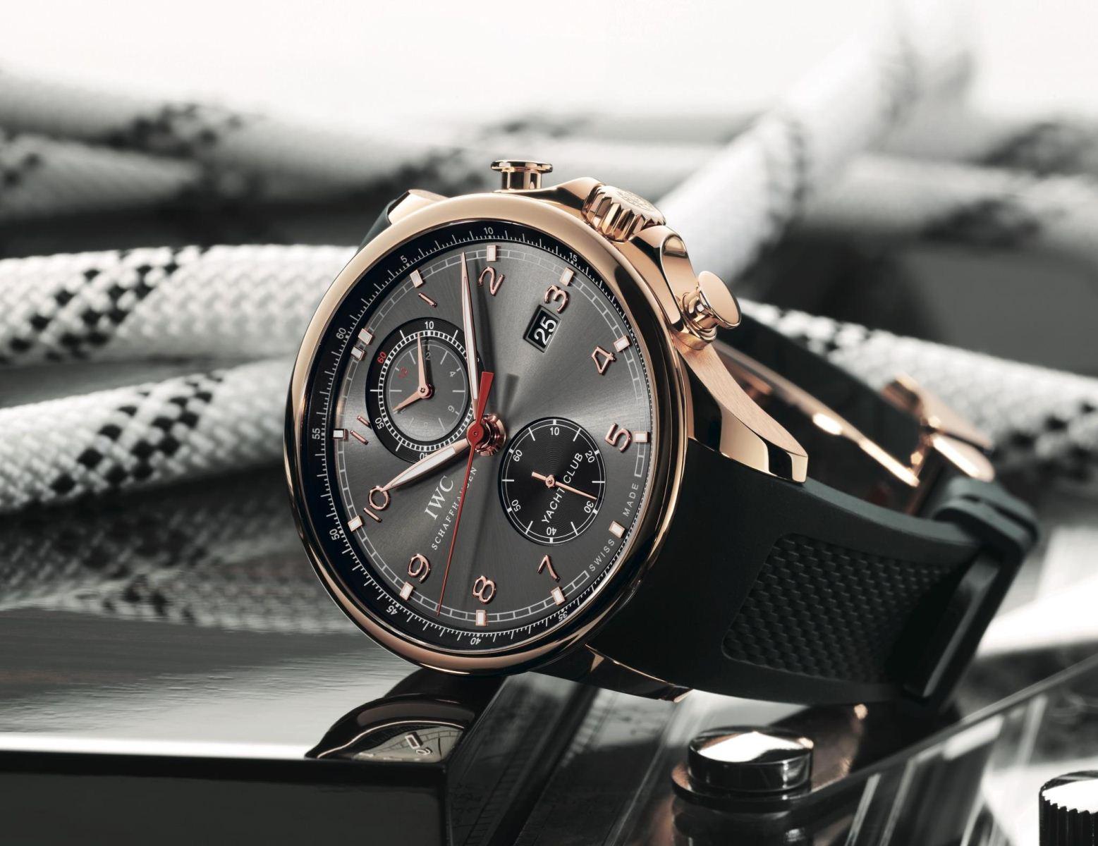 đồng hồ Portuguese Yacht Club Chronograph