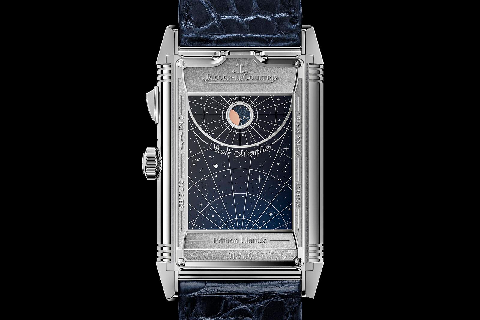 đồng hồ JLC 37 tỷ với 4 mặt số