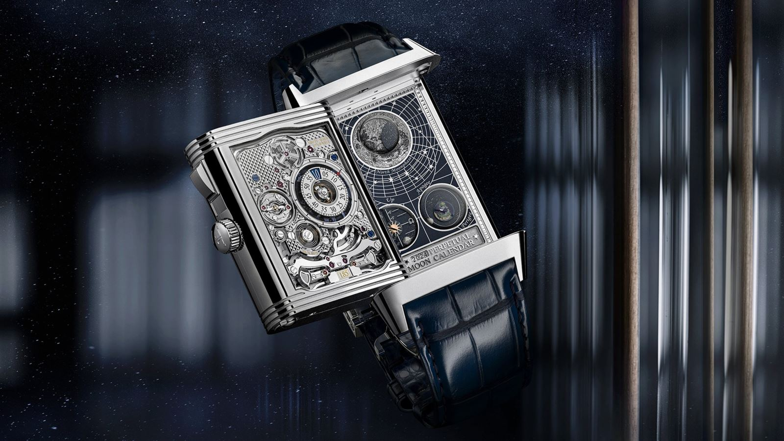 đồng hồ Jaeger-LeCoultre Reverso Hybris Mechanica Calibre 185 Quadriptyque