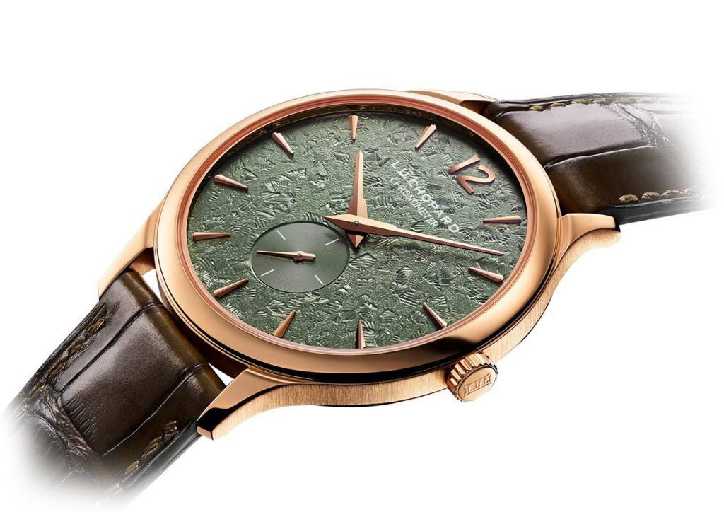 đồng hồ mặt số xanh lá L.U.C XPS Spirit Of Nature