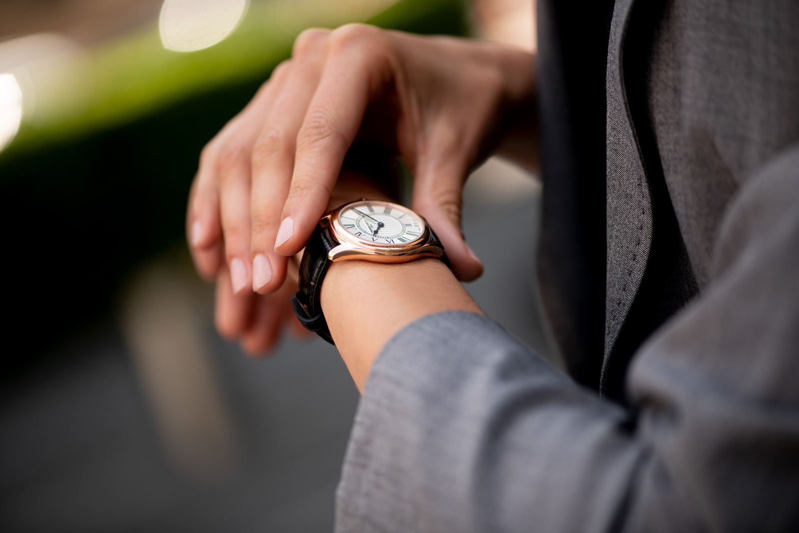 giới thiệu đồng hồ Frederique Constant nữ mới 2020