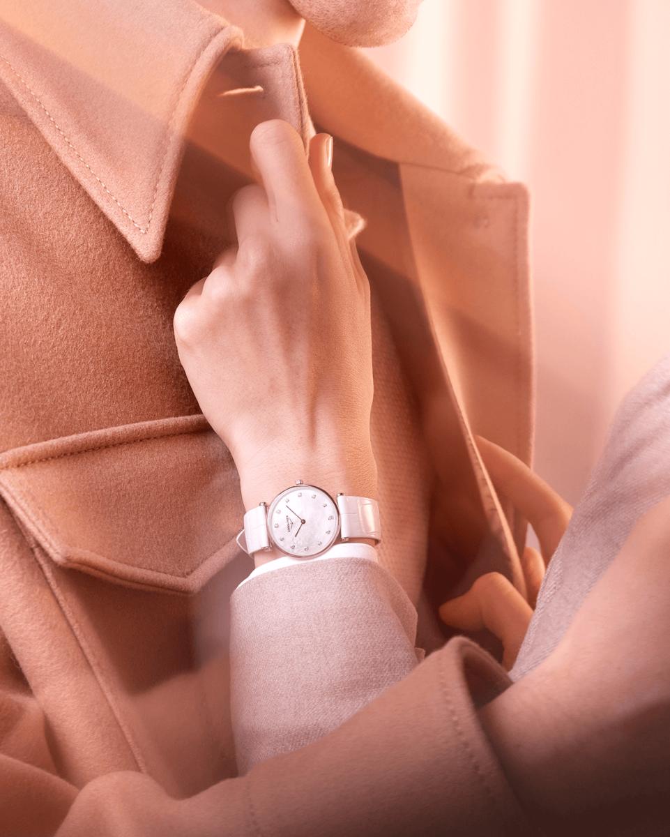 đồng hồ nữ Longines La Grande Classique cao cấp chính hãng Thụy Sĩ