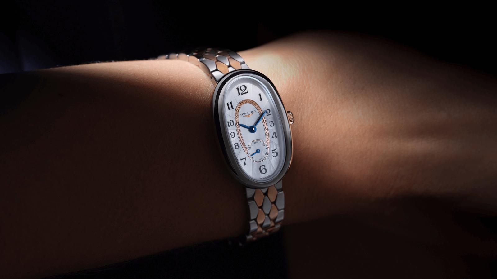 đồng hồ nữ Longines Symphonette cao cấp chính hãng thụy sĩ