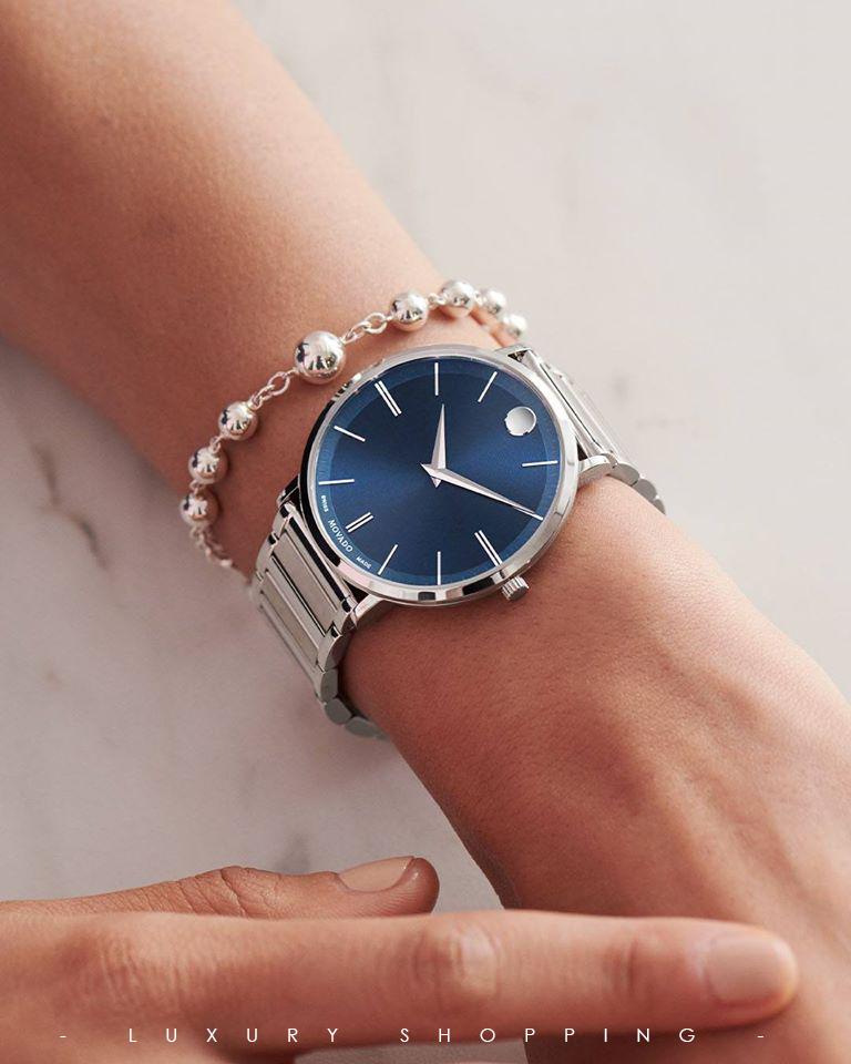 đồng hồ nữ Movado 2020