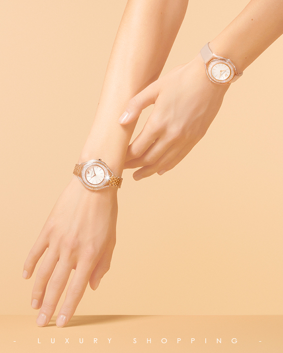 đồng hồ nữ Swarovski 2020