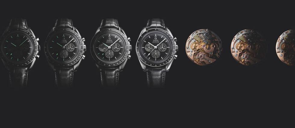 đồng hồ OMEGA speedmaster professional moonwatch