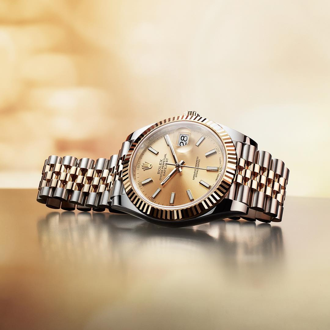 Đồng hồ Oyster Perpetual Day date
