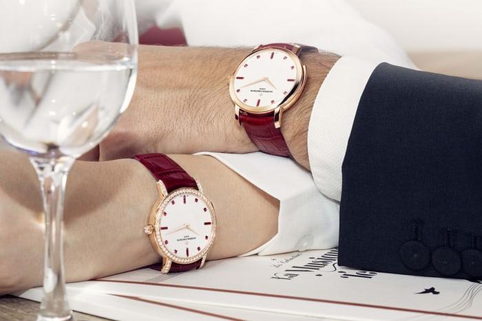 """Đồng hồ cặp đôi Vacheron Constantin """"La Musique du Temps"""" Les Cabinotiers Minute Repeater Ultra-Thin – Vũ Điệu Của Đá Quý"""