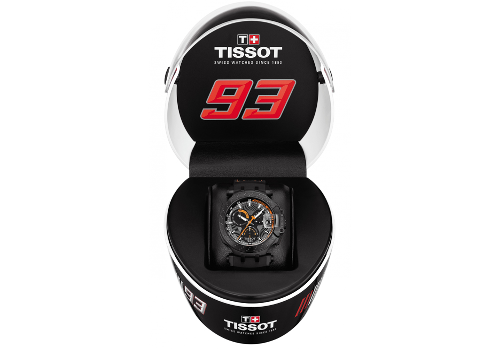 Đồng hồ thể thao Tissot Marc Marquez T-Race Limited Edition