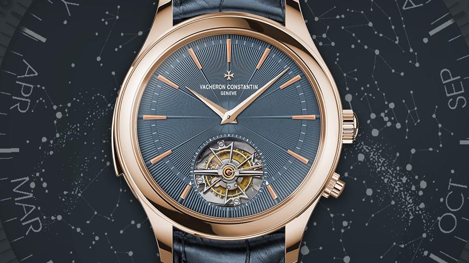 """Đồng hồ Vacheron Constantin """"La Musique du Temps"""" Les Cabinotiers Minute Repeater Tourbillon Sky Chart"""