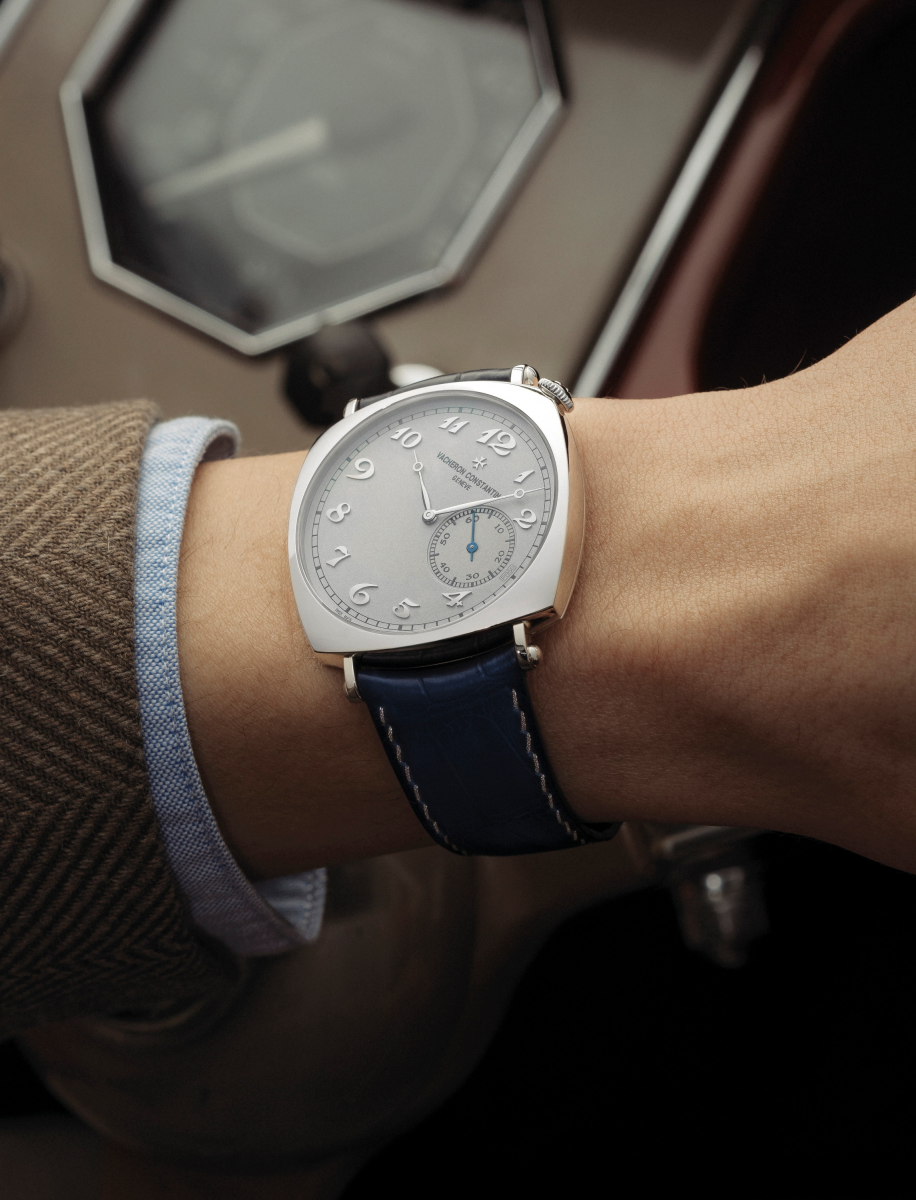 đồng hồ vacheron constantin historiques american 1921 bạch kim
