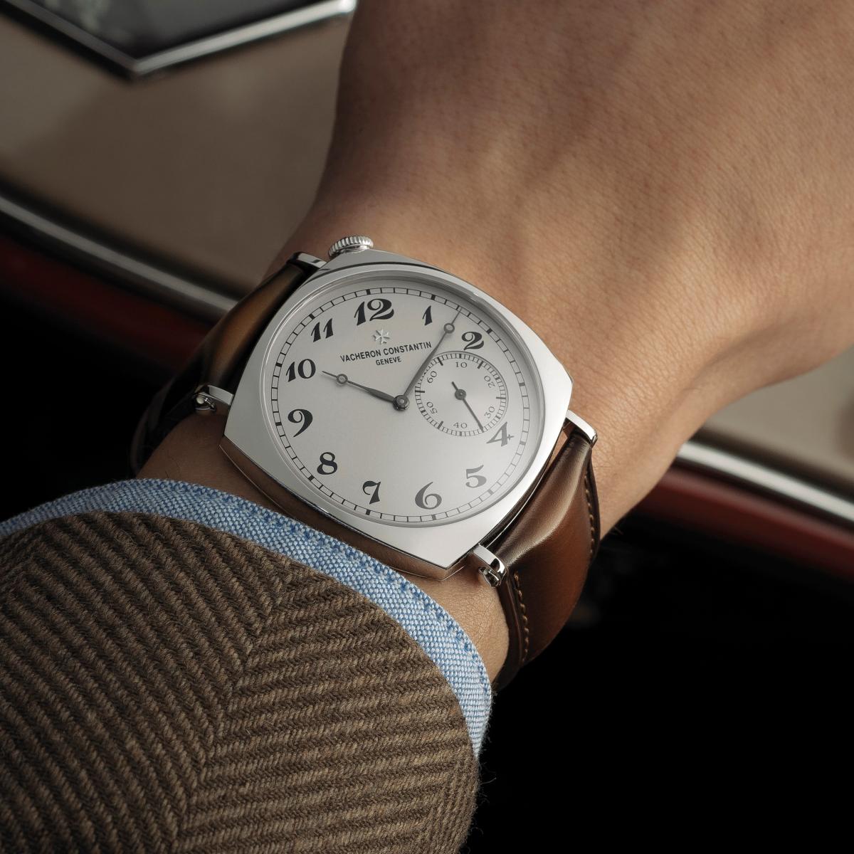 đồng hồ vacheron constantin historiques american 1921 vàng trắng