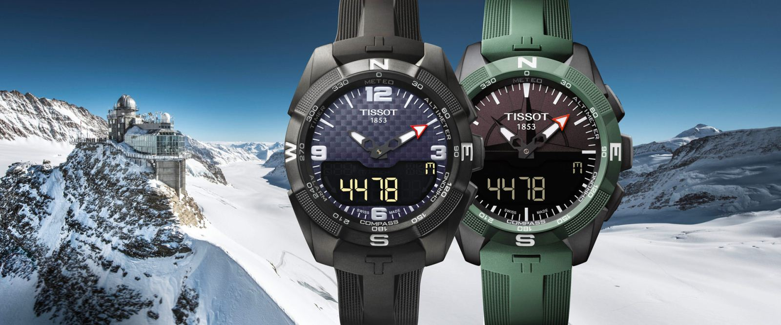 đồng hồ tissot T-Touch